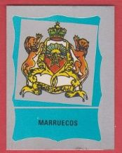 Morocco Badge